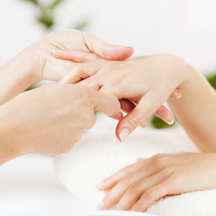 manicure at nina spa%26beauty 192654782